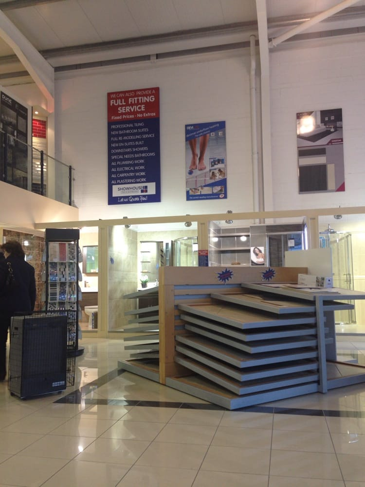 Showhouse Tiles And Bathrooms  Building Supplies  Long