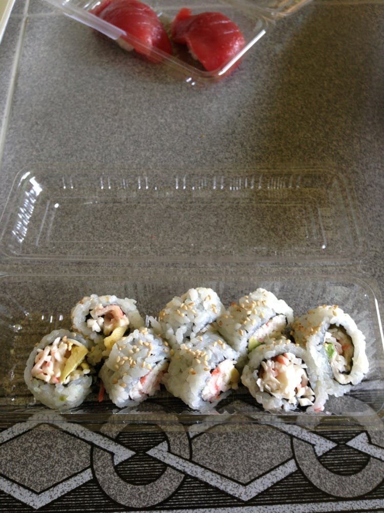 Best Place Get Sushi Near Me