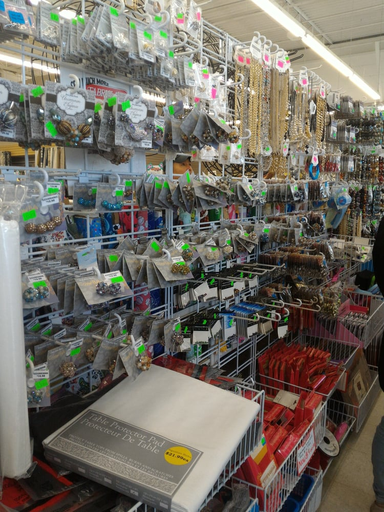 Fabric Stores Edmonton