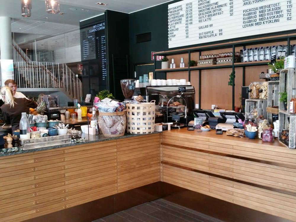 Caldo Coffee Cafe Caldo I Scandic Continental Cafes