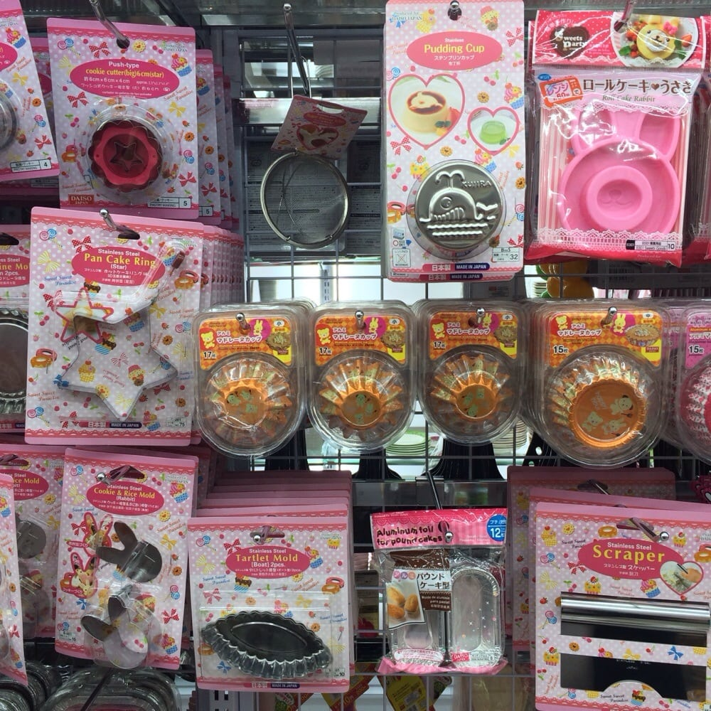 Baking aisle! So many cute cupcake liners - Yelp