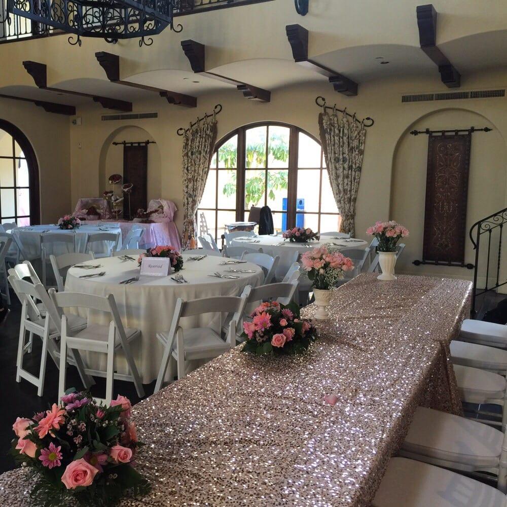 Eastlake Woods Clubhouse Wedding