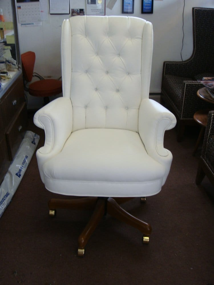 upholstered computer chair french white dining chairs great western furniture manufacturing office yelp 5 photos for