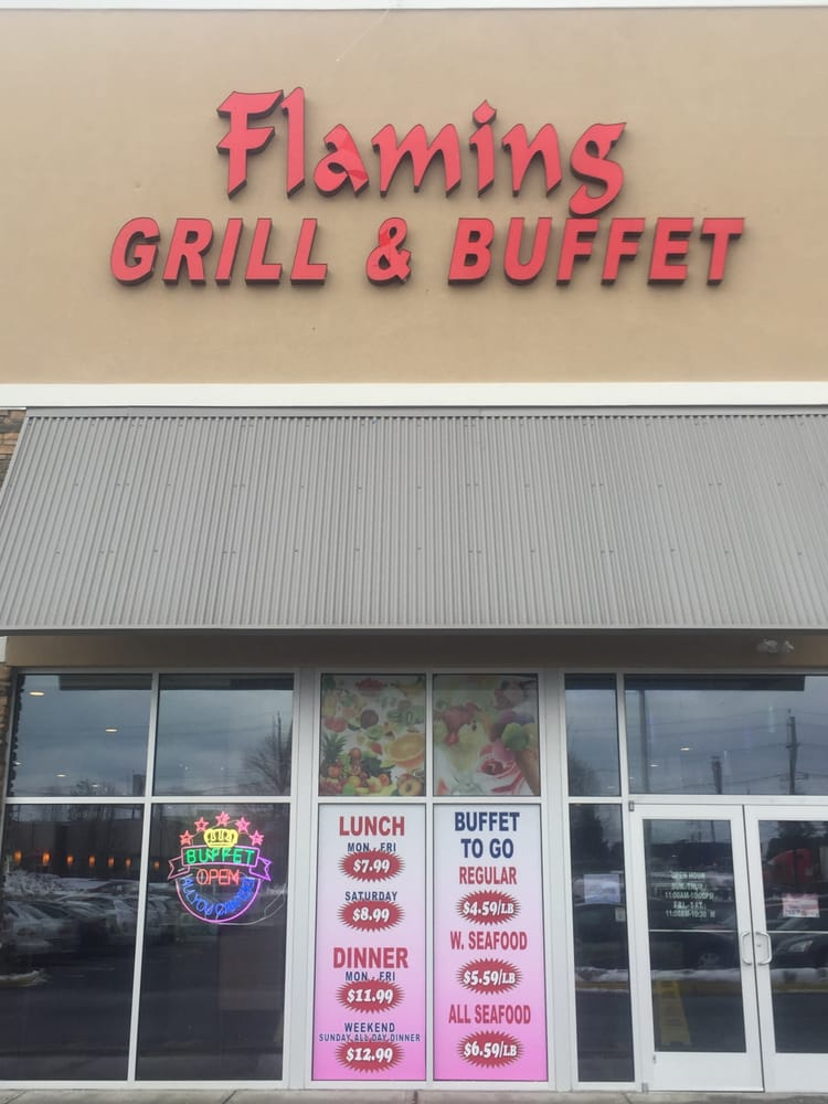Buffet Near Me Linden Nj