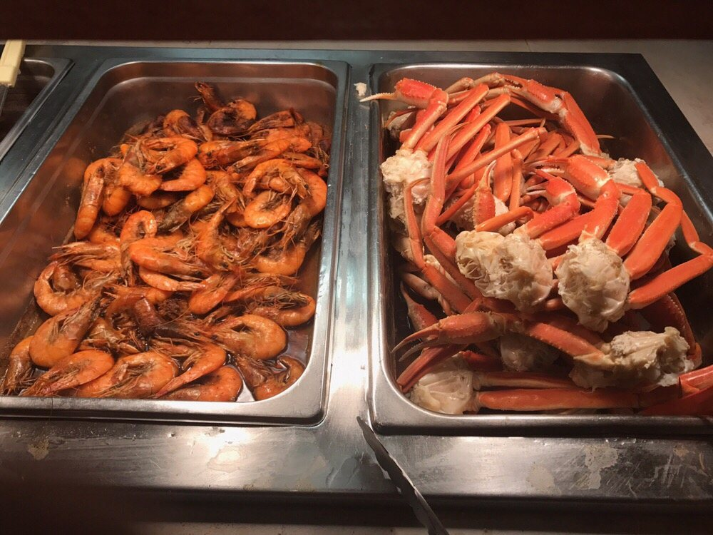 Seafood Buffet Near Me Myrtle Beach