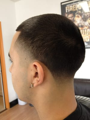 taper fade haircut pictureshow to cut mens hair envntza short hairstyle 2013