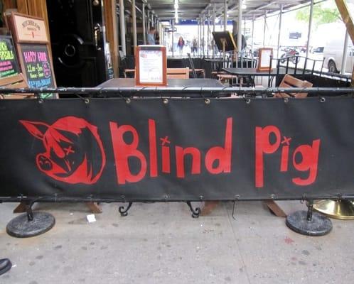 blind pig nyc