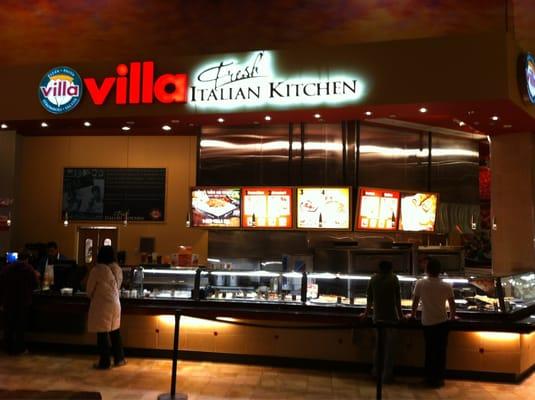 Villa Fresh Italian Kitchen  Flatirons Crossing Mall Food