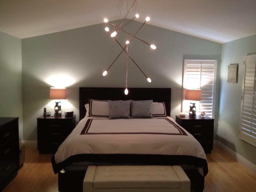 Master Bedroom Decorative Light Fixture  Yelp