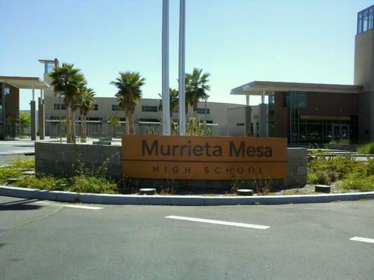 Murrieta Mesa High School  Yelp