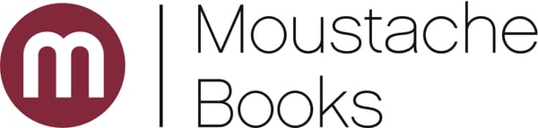 Moustache Books logo