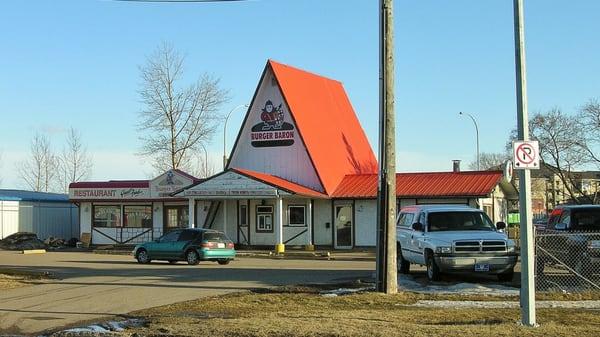 Burger Baron No 14