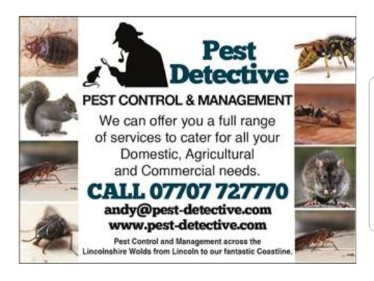pest detective request a