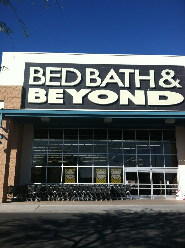 Bed Bath  Beyond  Department Stores  1212 S Castle Dome