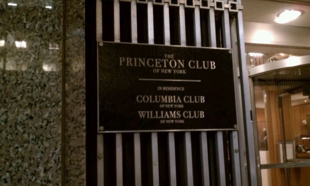 Photos for Princeton Club  Yelp