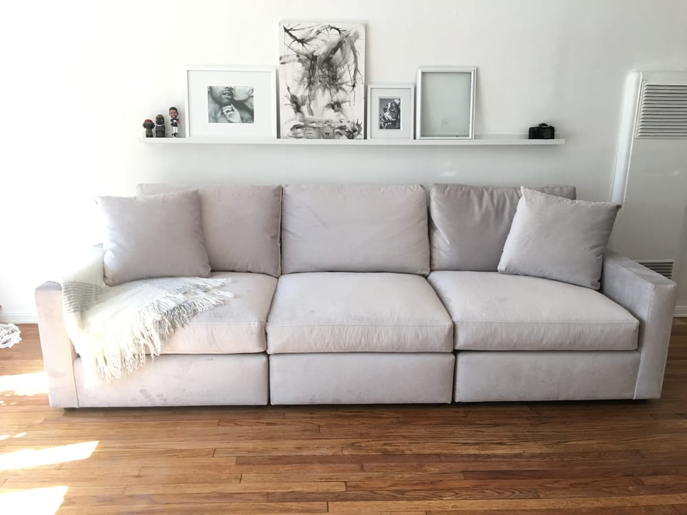The Cloud Sofa Test Road It Today Love Gotta Have
