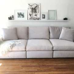 English Arm Sofa Restoration Hardware Snuggler Twin Size Sleeper The Cloud Test Road It Today Love Gotta Have ...
