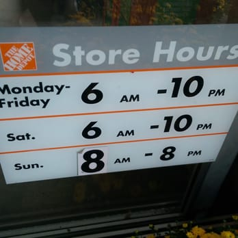 Home Depot Hours College Park  Insured By Ross