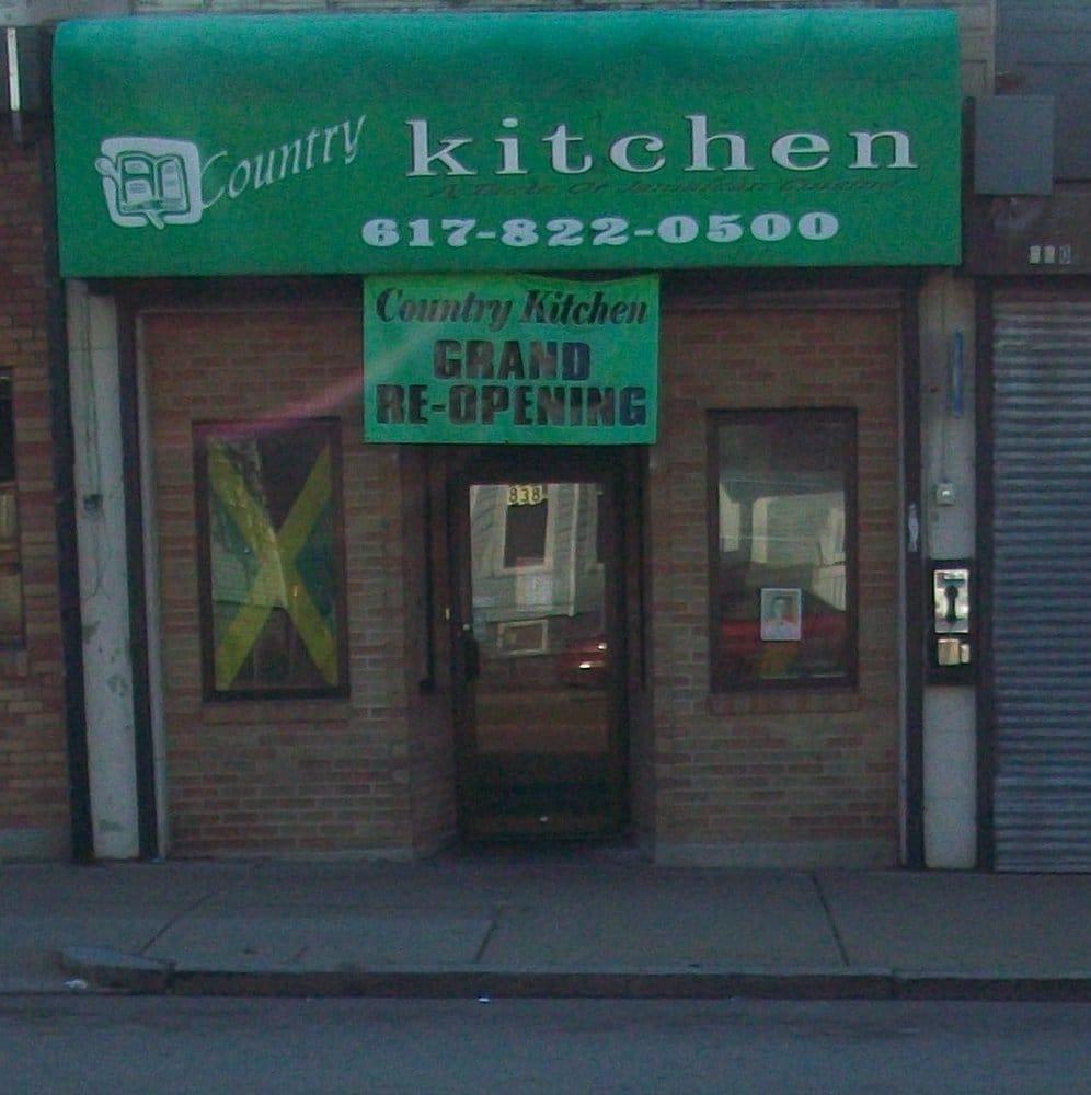 Country Kitchen  Caribbean Restaurants  838 Blue Hill