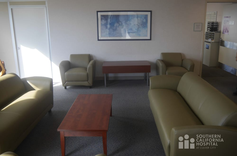 Family waiting room upgrades Making improvements for your