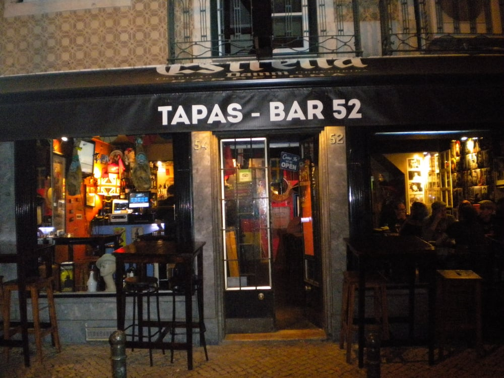 Tapas Restaurant And Lounge Bar
