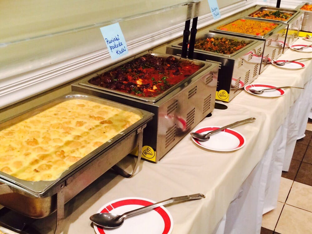 Indian Food Buffet Near Me