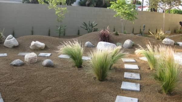 drought tolerant decomposed granite