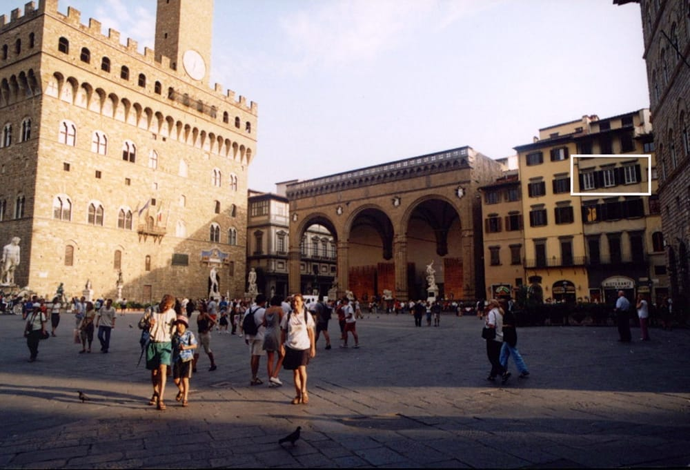 Soggiorno Antica Torre  Bed  Breakfast  Piazza della Signoria 3 Duomo Florence Firenze