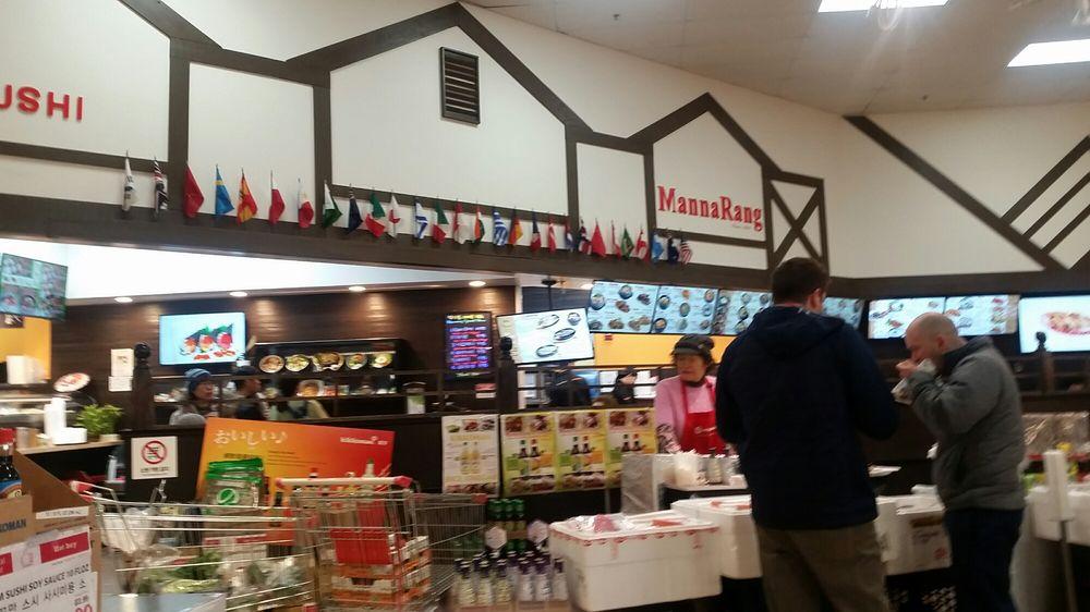 Food court inside H Mart - Yelp