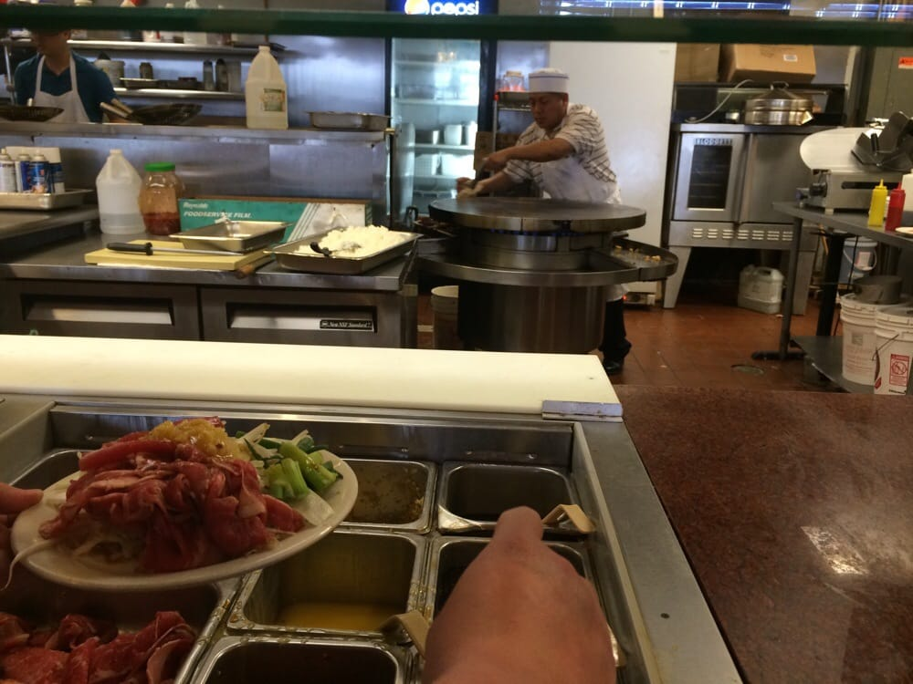 Asian All You Can Eat Buffet Near Me