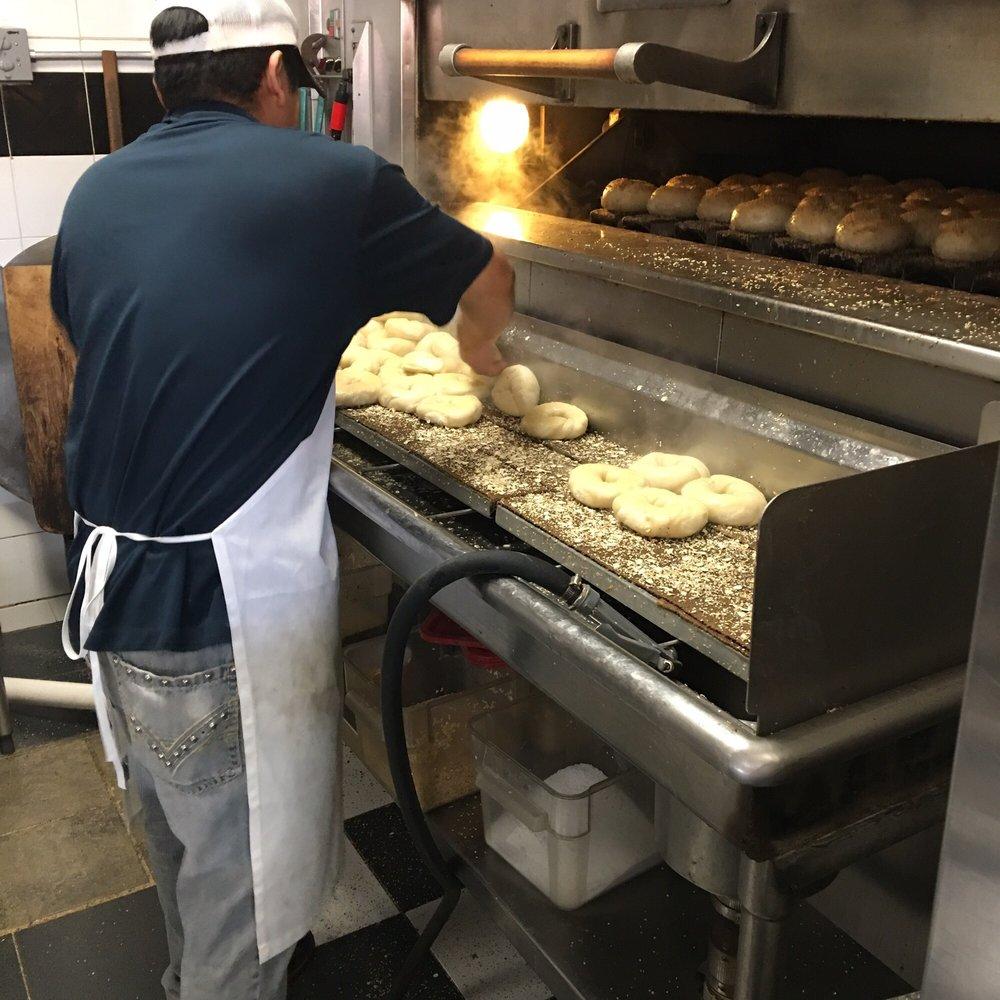 Best Bagel Shops in Queens - Baker's Dozen Bagels