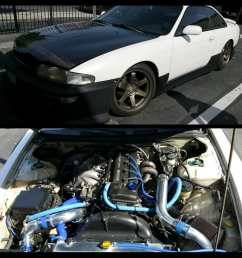 240sx twin turbo kit [ 1000 x 1000 Pixel ]
