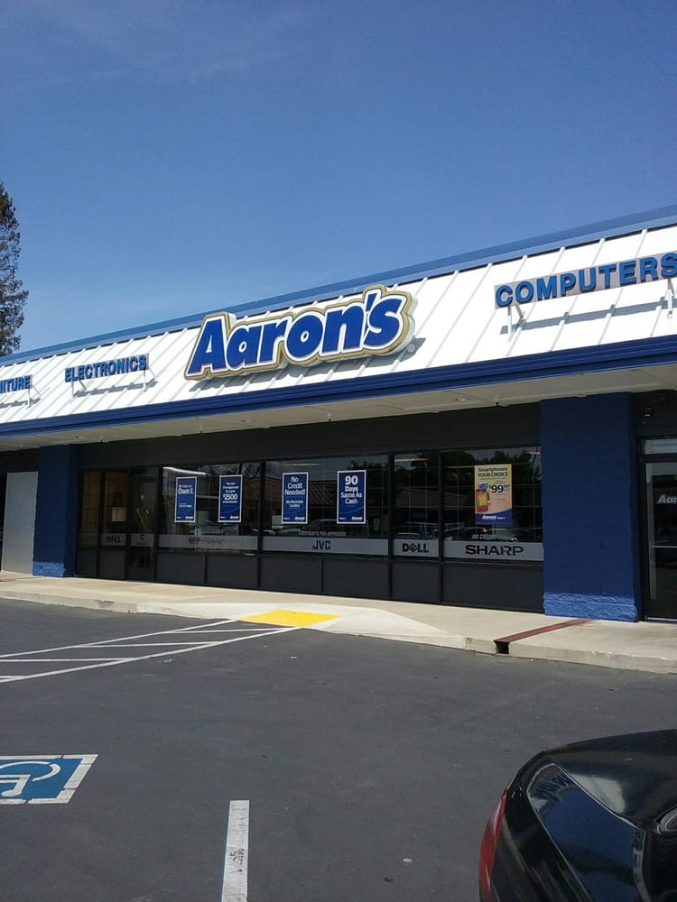 Aarons CLOSED Furniture Rental 363 E 10th St