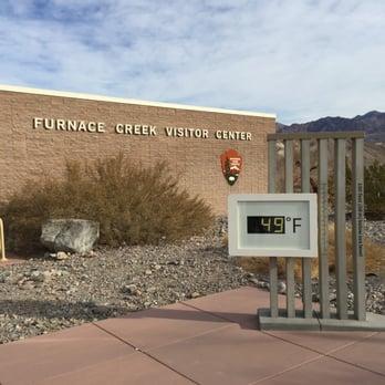 Furnace Creek Visitor Center