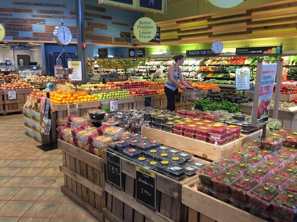 Fresh Market Hours Winston Salem