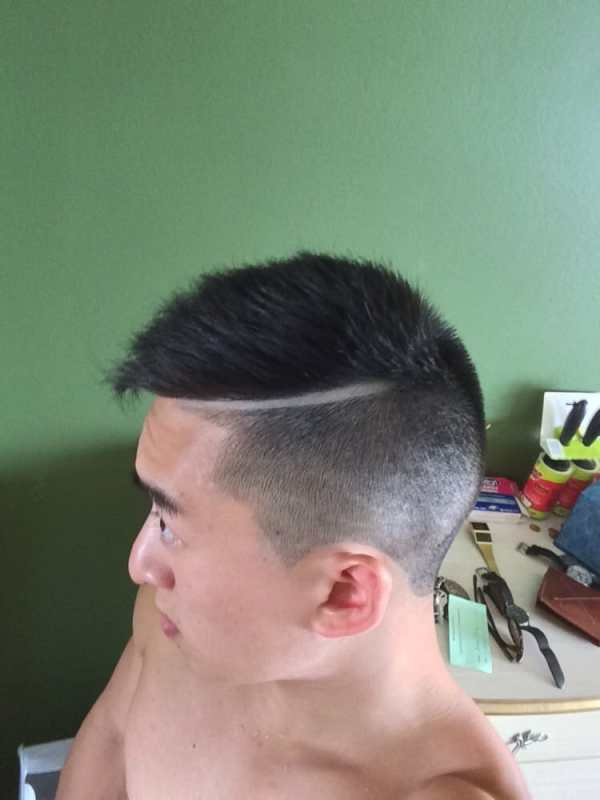 30 Examples Of Air Force Hairstyles Hairstyles Ideas Walk The Falls