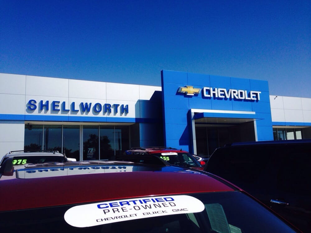 Photos For Shellworth Chevrolet  Yelp