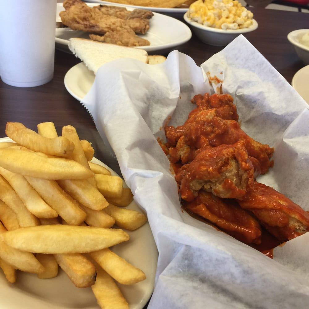 Soul Food Restaurants Near My Location