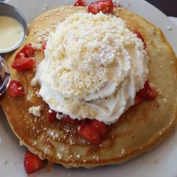 Beach Plum Kitchen Carlsbad United States Strawberry Shortcake