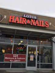 lotus hair & nail salon - 37