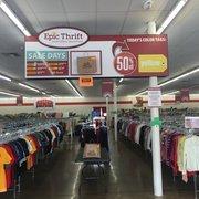 epic thrift closed thrift