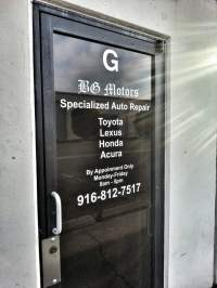 We specialize in Toyota, Lexus, Honda, and Acura only ...
