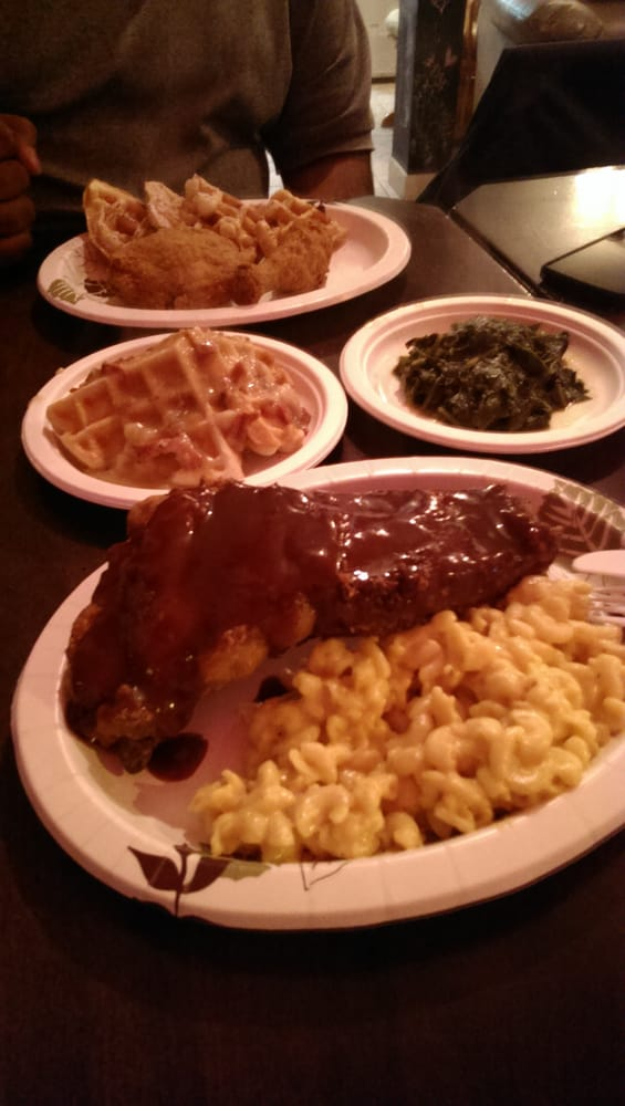 Best Soul Food Restaurants Detroit