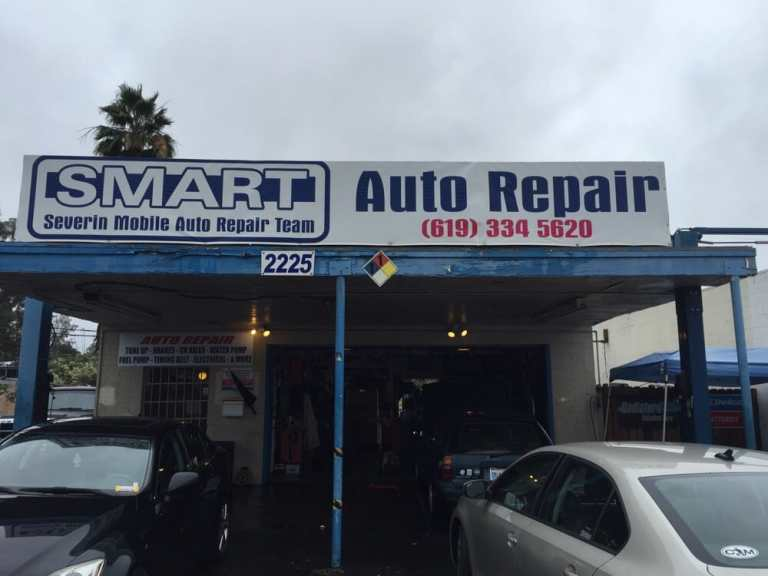 Smart Auto Repair Auto Repair El Cajon El Cajon Ca Reviews Photos Yelp