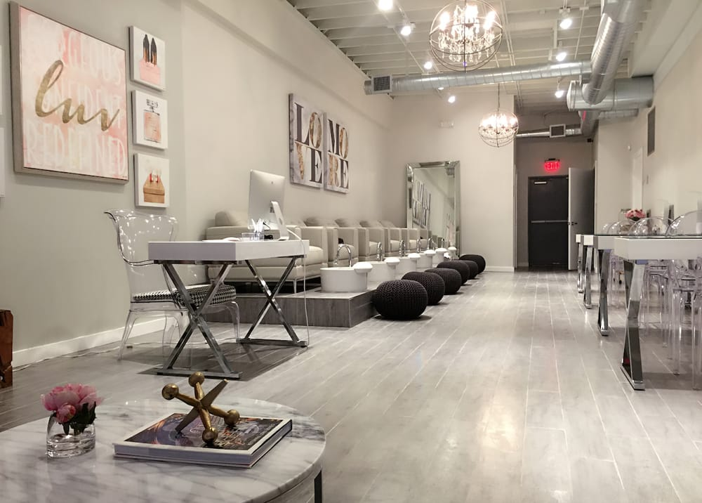 Modernchic Nail Shop located in the heart of Midtown  Yelp