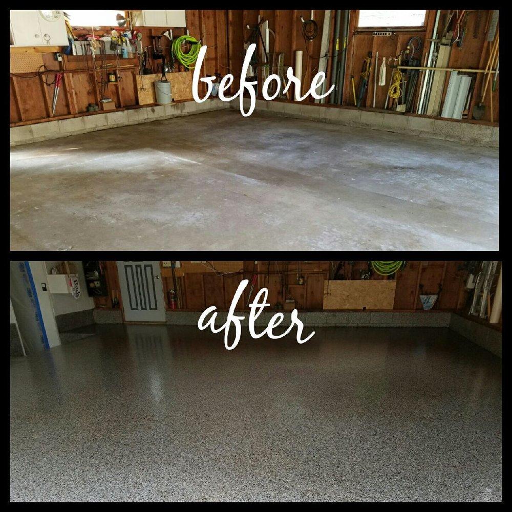 Garage Floor Coating of MN  32 Photos  11 Reviews  Flooring  5100 US Hwy 169 New Hope MN