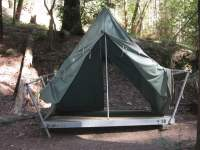 Boy Scout Tent & Canvas Tent At Boy Scout Summer C