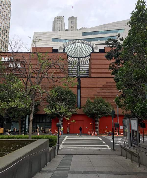 San Francisco Museum Of Modern Art - 232 & 30