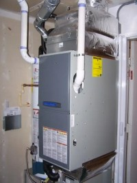 American Standard 95% efficient gas furnace - Yelp