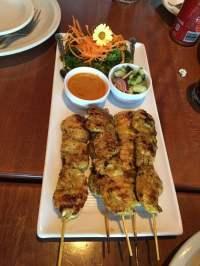 Chicken Satay - Yelp